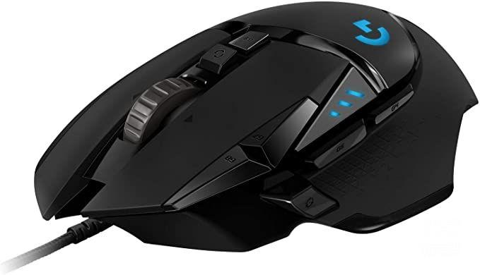 Mouse Gaming Logitech G502 Hero Wired 16K DPI 11 b