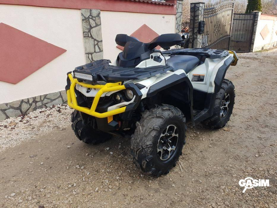Can Am Outlander XT ,1000CM , Polaris , Suzuki, CF