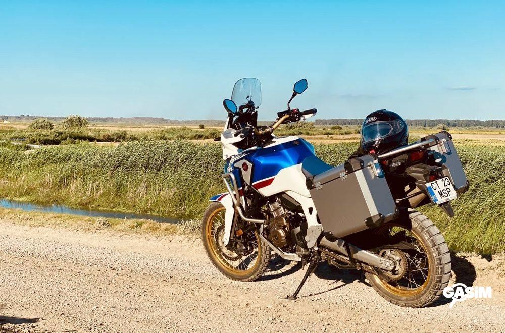 Honda Africa Twin Adventure Sports DCT garantie