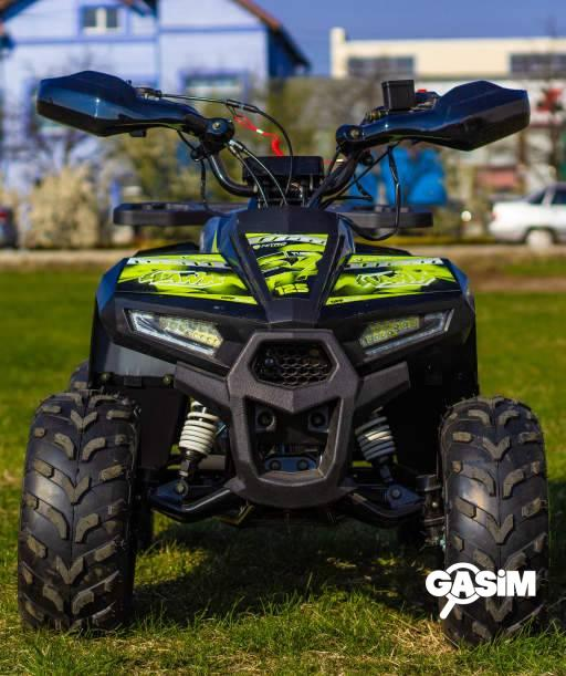 Atv Yamaha Hawk Sport Edition RS7 125cmc/Roti 7